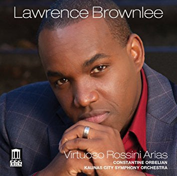 Lawrence Brownlee Virtuoso Rossini Arias CD