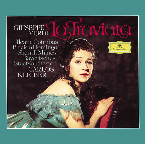 La Traviata CD + Libretto