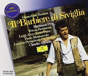 The Barber of Seville CD + Libretto