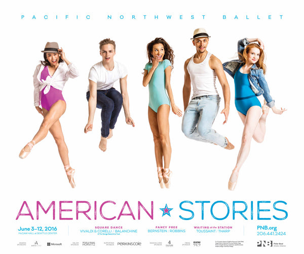 American Stories Poster 2016