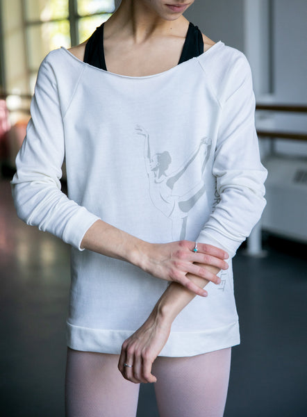 "<font color= ""blue"">-New-</font> PNB Slouch Lightweight Sweatshirt"