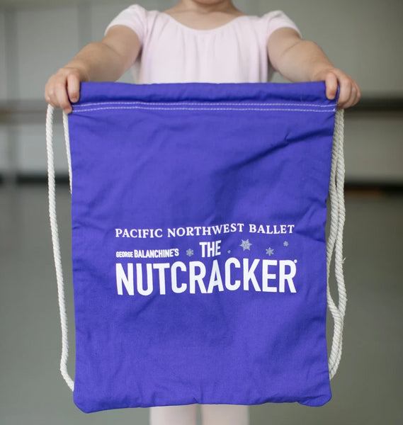 "<font color= ""red"">SALE</font> PNB Nutcracker Drawstring Backpack"