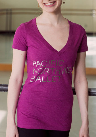 PNB Logo Ladies T-shirt