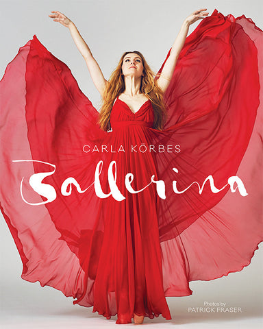 "<font color= ""red""> Only 5 left! </font>Carla Körbes Ballerina"