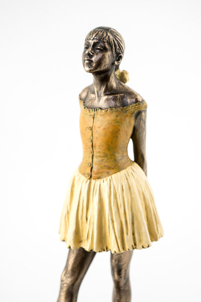 Degas Little Dancer Statue