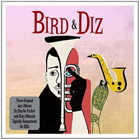 Bird & Diz CD and Vinyl