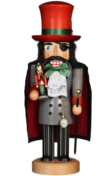 Handmade German Drosselmeyer Nutcracker