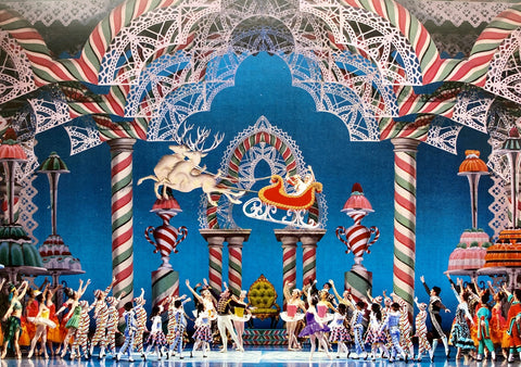 Nutcracker Boxed Holiday Cards