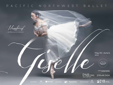 Giselle Poster 2014