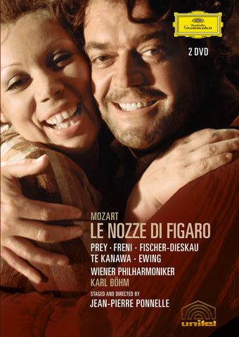 The Marriage of Figaro DVD