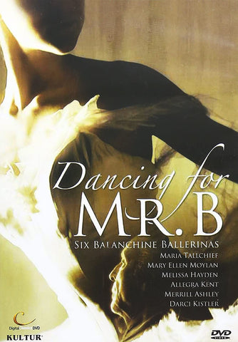Dancing for Mr. B