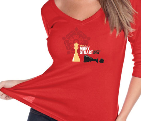 "<font color= ""red""> SALE </font> Mary Stuart T-Shirt (Unisex & Women's)"