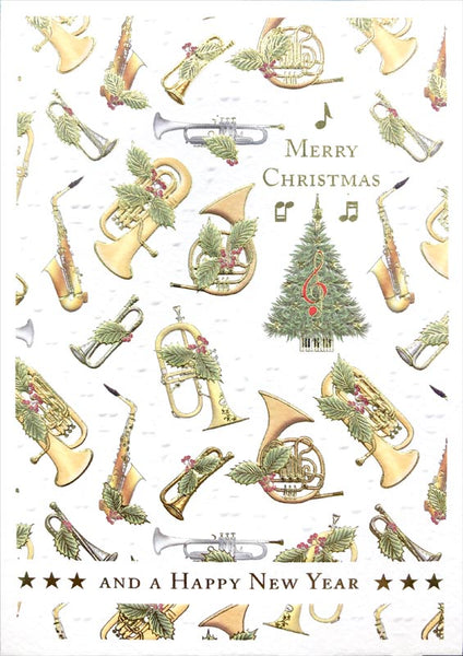 Musical Holiday Cards