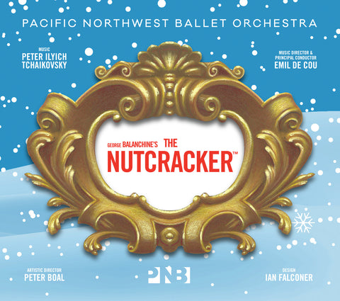 PNB's George Balanchine's The Nutcracker CD