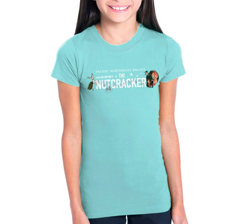 "<font color= ""red""> SALE </font> Nutcracker Character T-Shirt (Kids Only)"
