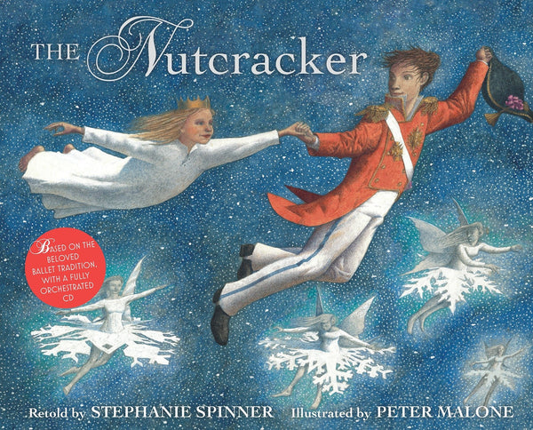 Nutcracker Book & CD