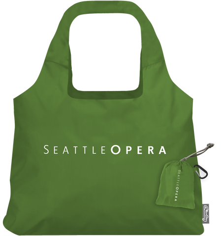 <font color= red>SALE</font> Seattle Opera Reuseable Bag