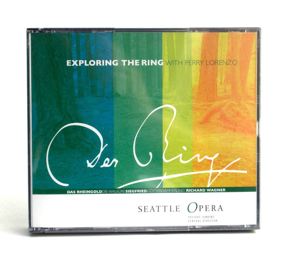 Wagner's Ring Listening Pack