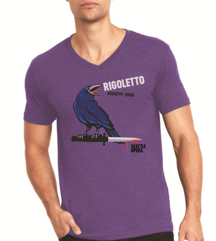 "<font color= ""red"">SALE</font> Rigoletto T-Shirt (Unisex & Women's)"