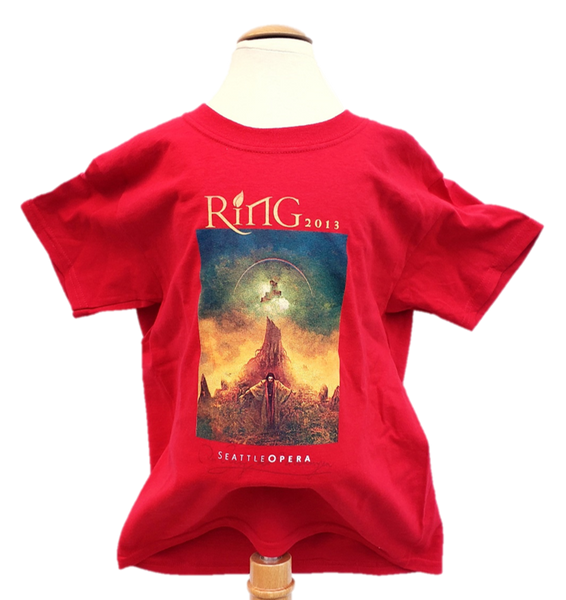 The Ring Cycle 2013 T-Shirt (Kids)