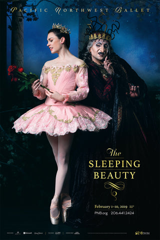 The Sleeping Beauty Poster 2019