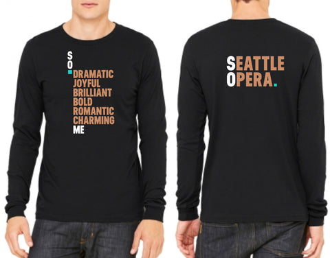 Seattle Opera SO. ME Men's T-Shirt
