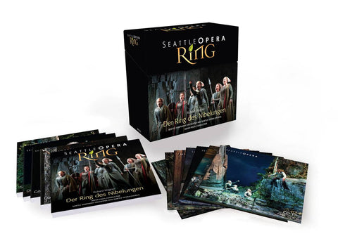 Seattle Opera's Ring CD + Libretto