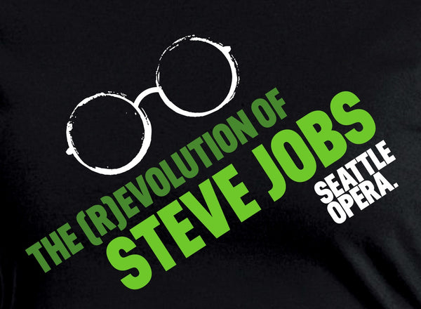The (R)evolution of Steve Jobs T-Shirt (Unisex & Women's)