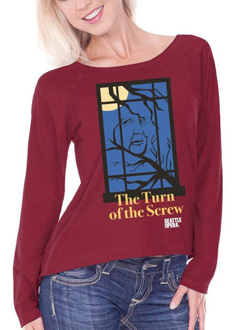 "<font color= ""red""> SALE </font> The Turn of the Screw T-Shirt (Women's)"