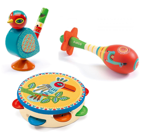Animambo Musical Instruments
