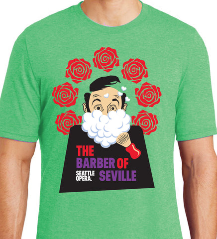 The Barber of Seville T-Shirts (Unisex & Women's)