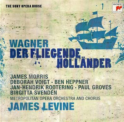The Flying Dutchman CD