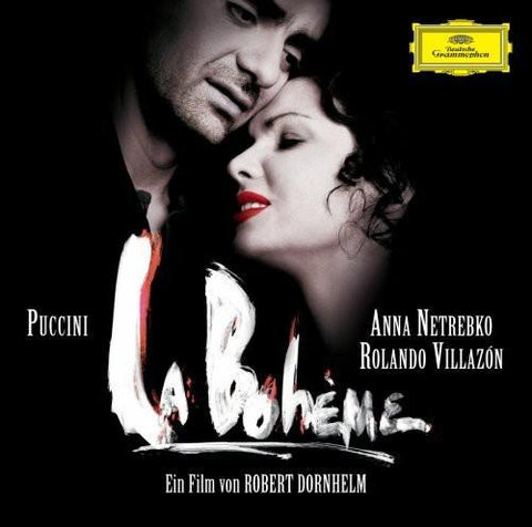 La Boheme Highlights CD