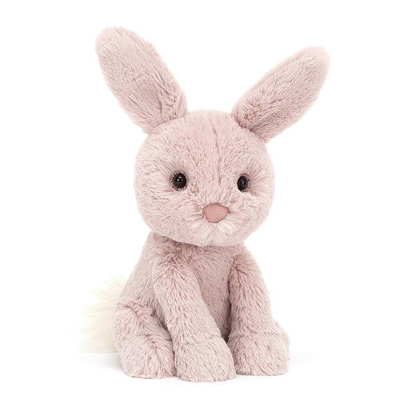 Starry Eyed Plush Bunny