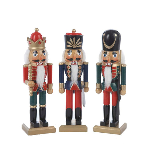 Small Soldier Nutcrackers