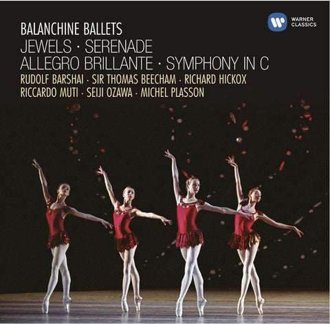 Balanchine Ballets CD