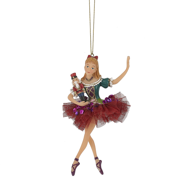 Nutcracker Suite Ornaments