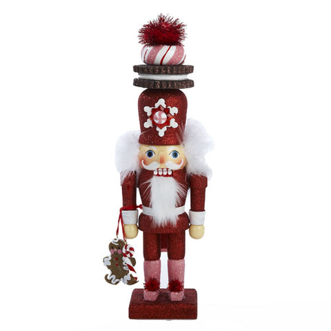 Gingerbread Cookie Hat Nutcracker