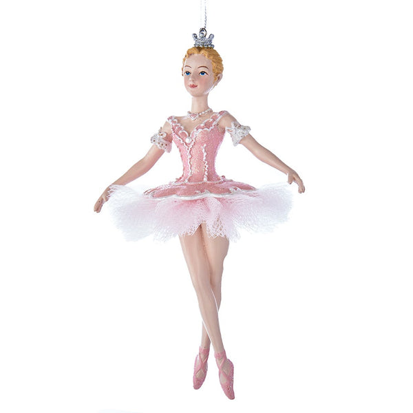Sleeping Beauty Ballerina Ornament