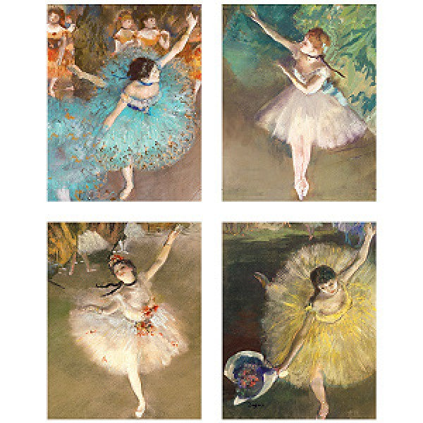 Degas Notecards