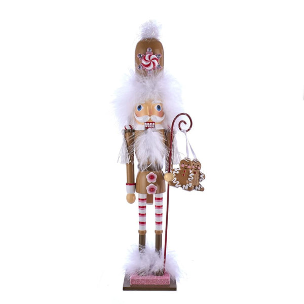 Gingerbread Soldier Nutcracker