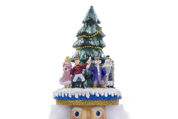 Nutcracker Tree Nutcracker