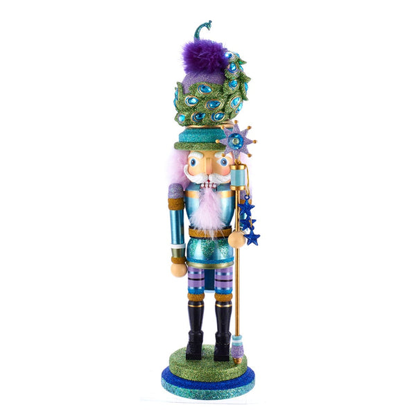 Peacock Nutcracker