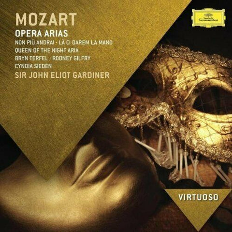 Mozart Arias CD