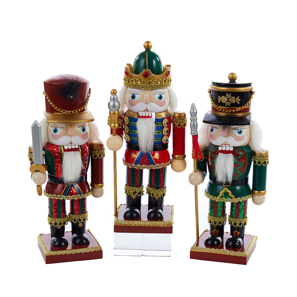 Chubby Nutcracker Soldiers