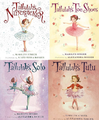 Tallulah Book Series