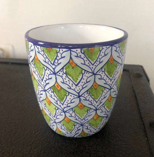 Margerita Lime & Blue Mug