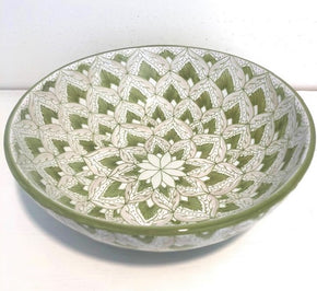 Margherita R Green Bowl