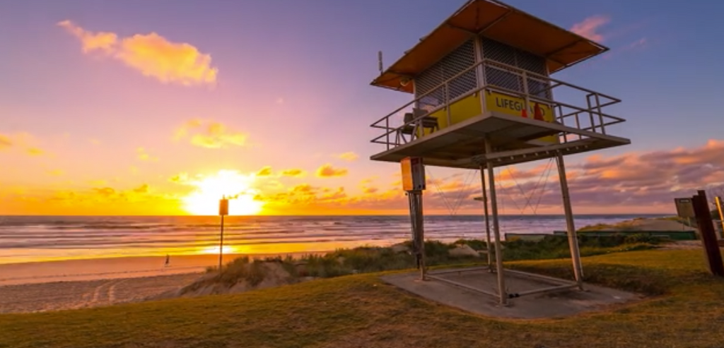Experience Australia's Gold Coast in Breathtaking Time-Lapse Video