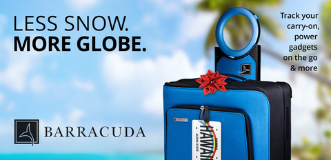 The Barracuda Carry-on Bag: The Ultimate Gift for Travelers